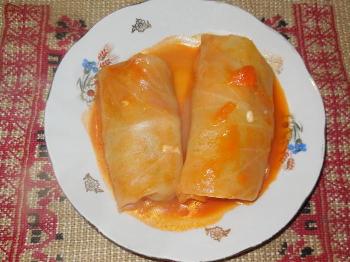Как приготовить голубцы на сковороде пошаговый рецепт 8