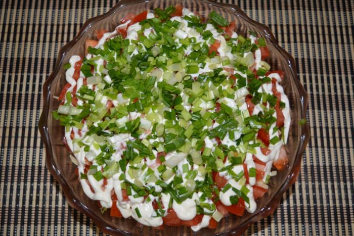 Салат рецепт с крабовыми палочками и виноградом рецепт