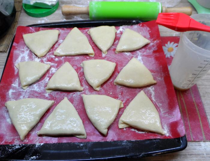 Узбекские пирожки с мясом