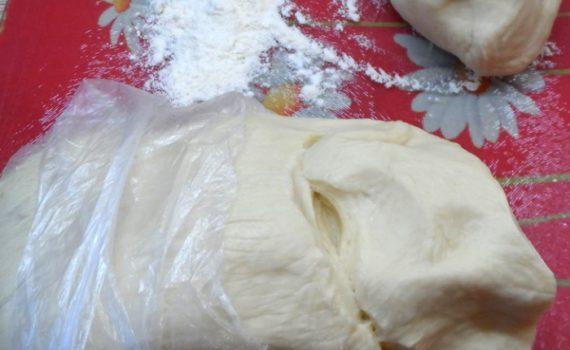 Бездрожжевое пресное тесто