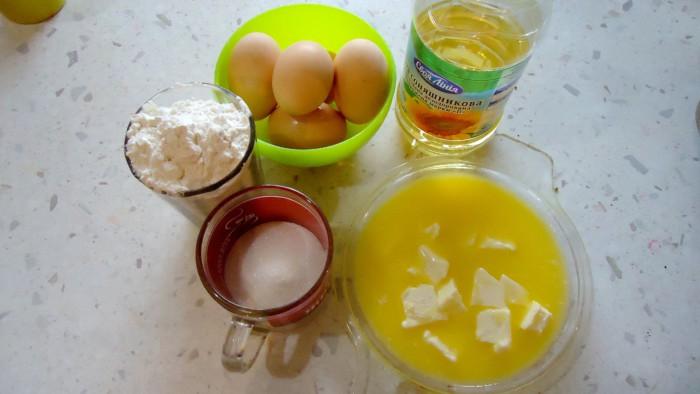Как сделать тесто для трубочек в вафельнице фото 952