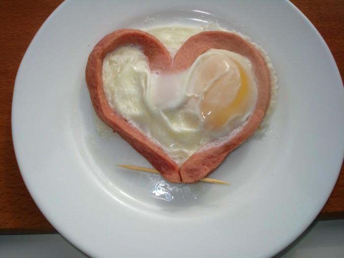 Как сделать завтрак любимой 996