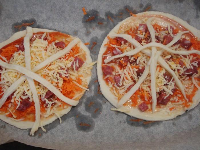 пицца домашняя рецепт приготовления из готового теста