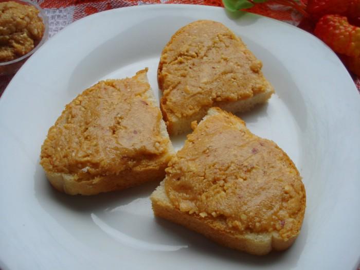 Вкусная и полезная арахисовая паста с медом