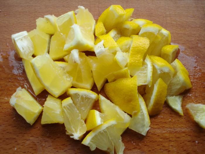 Вкусный творожно-лимонный кекс в мультиварке