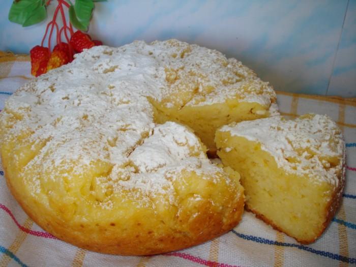 Кекс из лимона рецепт 78