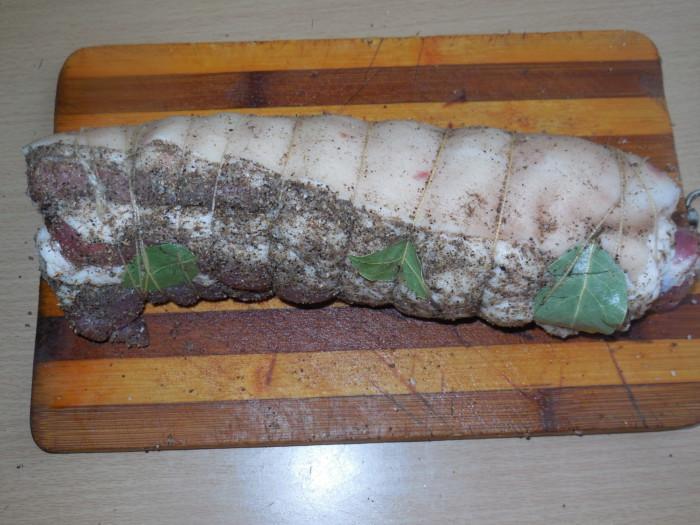 рецепт пашины из свинины в духовке