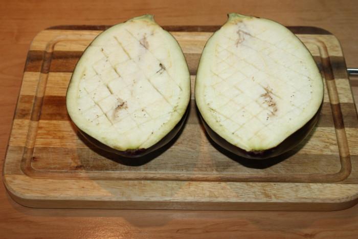 Баклажаны с фаршем в духовке, рецепт с фото 58