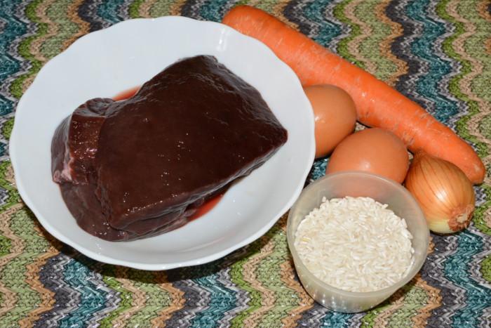 запеканка из печени в духовке рецепт