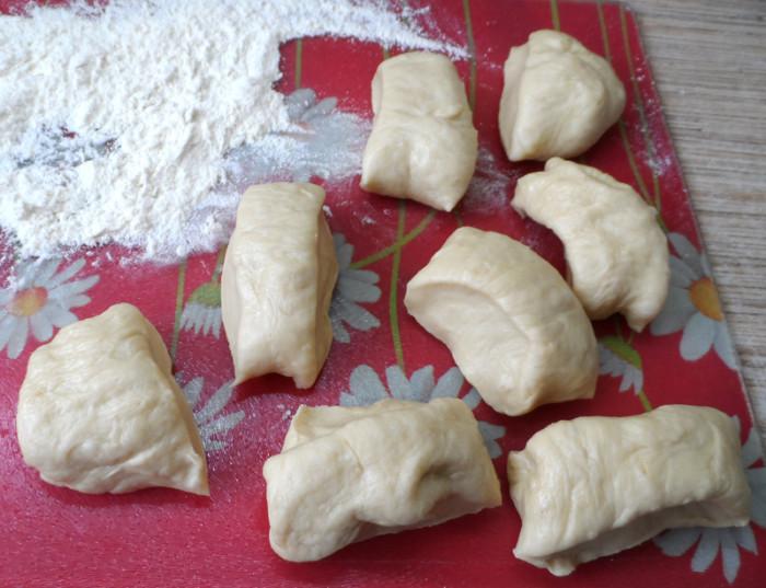 Гезлеме - турецкие лепешки с начинкой