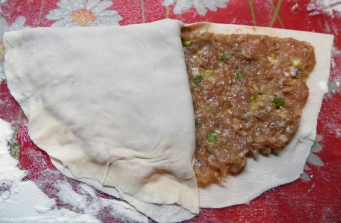 Китайские лепешки рецепт фото