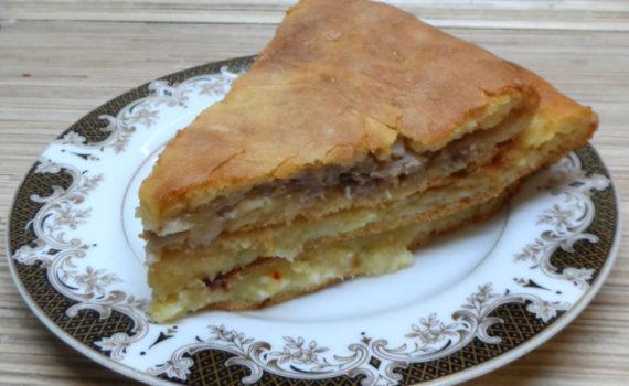 вкусные дрожжевые пироги в духовке рецепты с фото