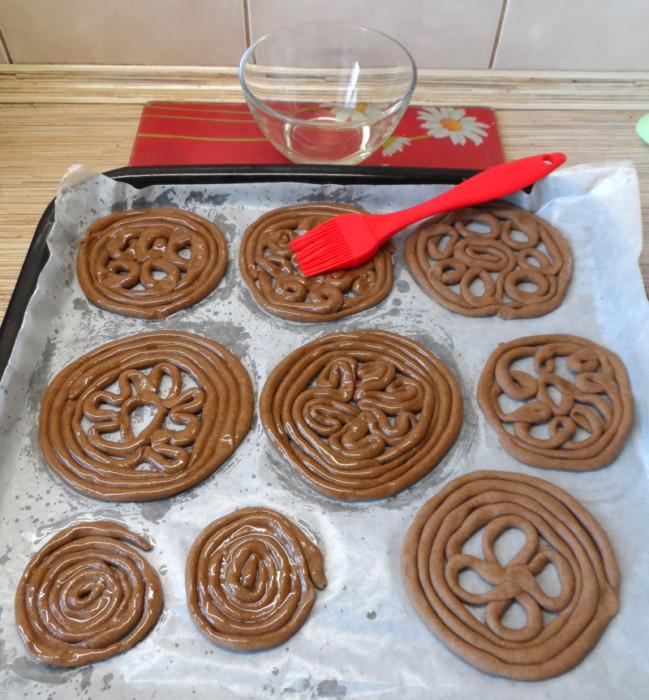 Обрядовое печенье Тетерки
