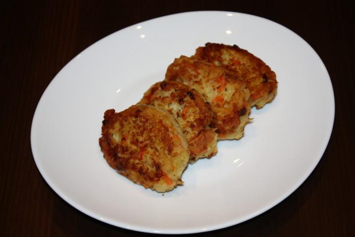рецепт картофельные котлеты с луком