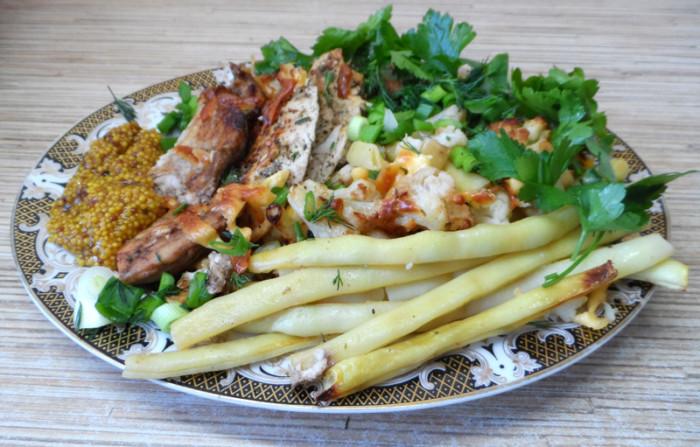 Корейские блюда рецепты с курицей