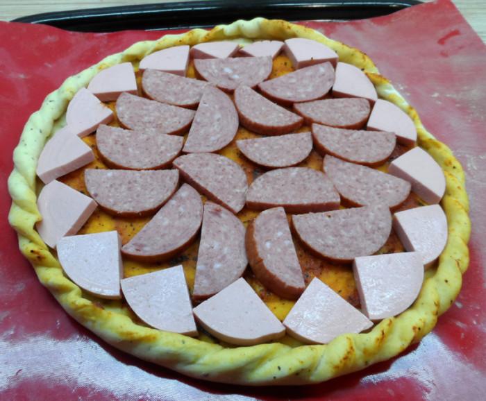 Итальянская тонкая пицца на дрожжах и варианты начинок для пиццы