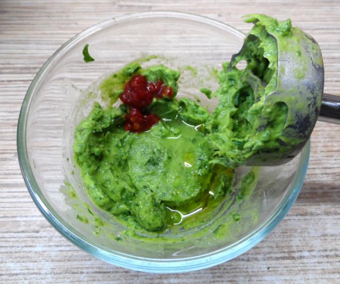 Соус гуакамоле из авокадо - классический рецепт