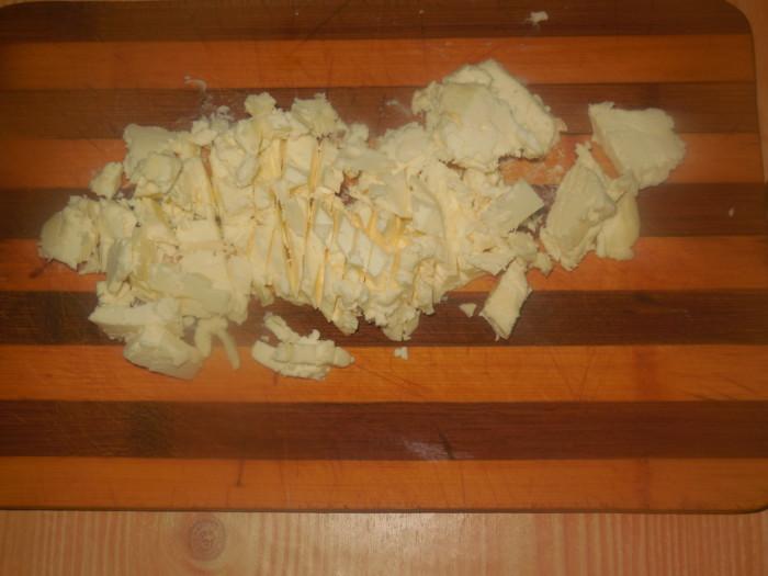 Любительский сыр из творога