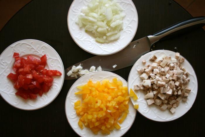 Блюда из шампиньонов рецепты фото фаршированные