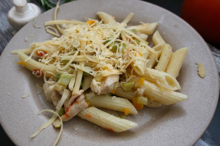 Паста из овощей в домашних условиях 875
