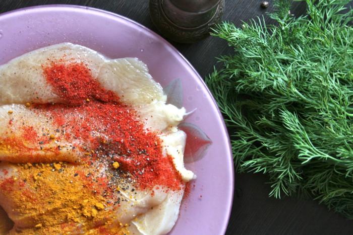Закусочные профитроли с несладкой начинкой
