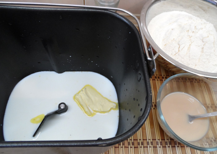 Настоящий французский багет Турбийон с кунжутом
