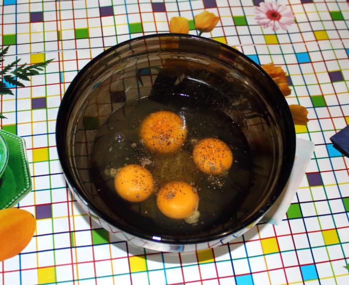 Cырный кляр для жарки мяса, рыбы и овощей