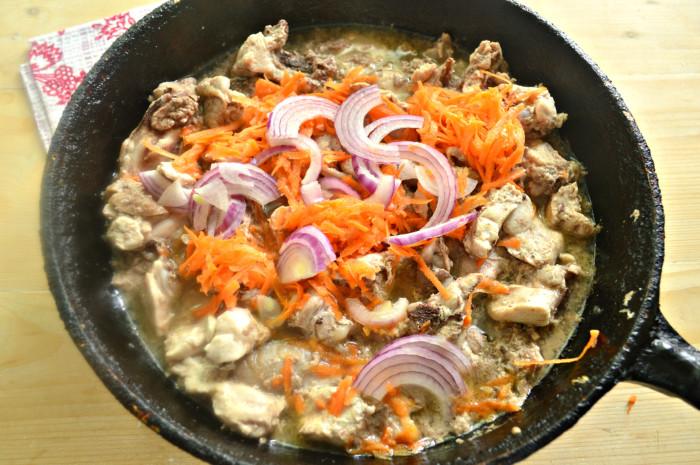Как приготовить вкусную подливу из свинины пошаговый рецепт 81