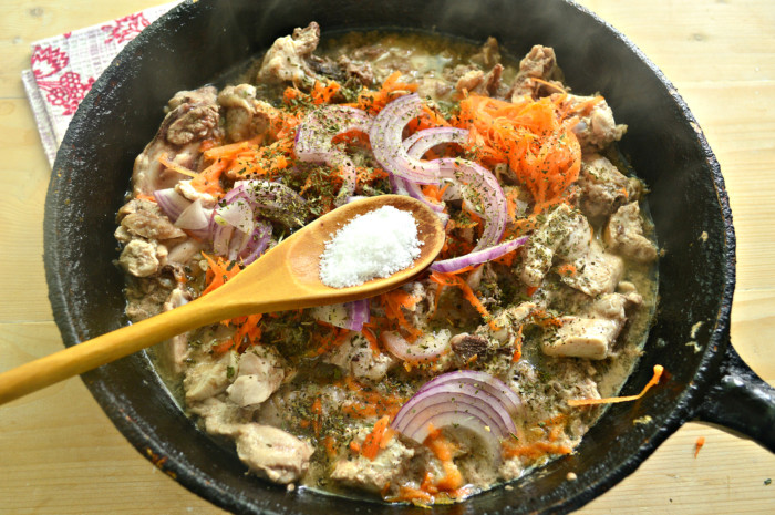 Как приготовить вкусную подливу из свинины пошаговый рецепт 88