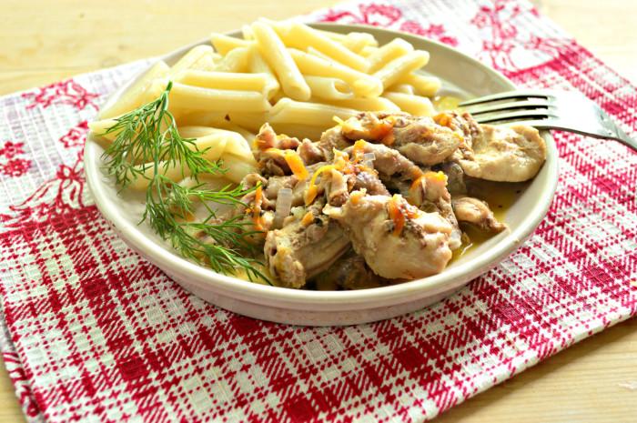 Как приготовить вкусную подливу из свинины пошаговый рецепт 80