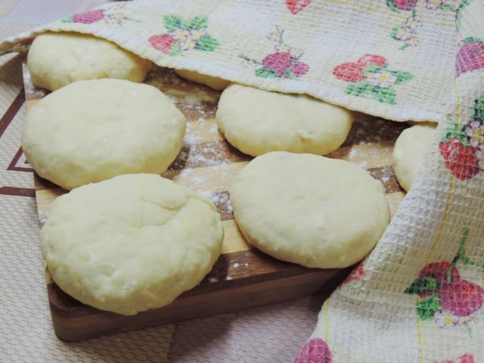 дрожжевые пончики в духовке рецепт с фото