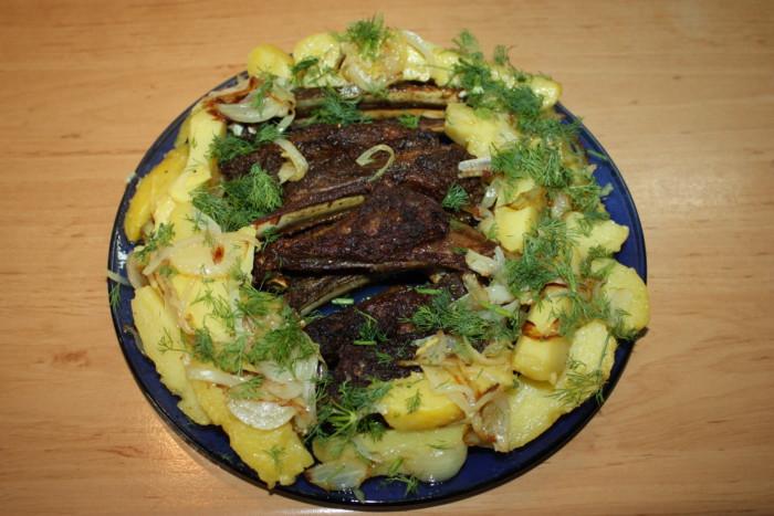 Рецепты приготовления еды горшочках