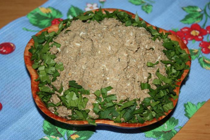 Блюда из говяжьей печени рецепты легкие в приготовлении