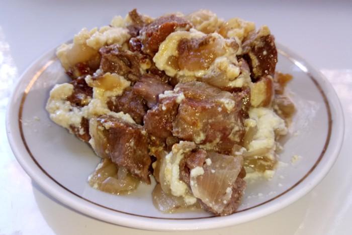 говядина в горшочках в духовке пошаговый рецепт