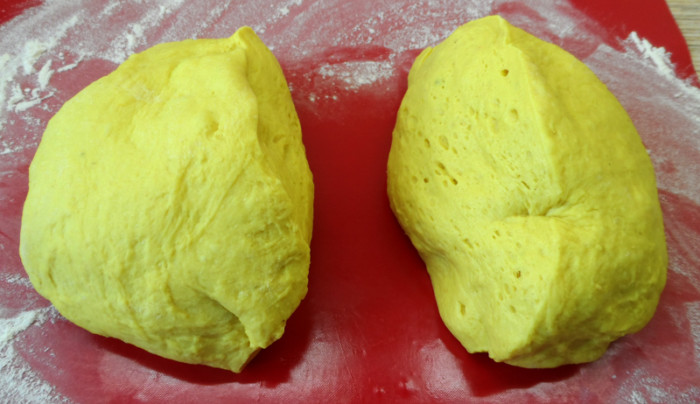 Мясной закусочный пирог-подсолнух