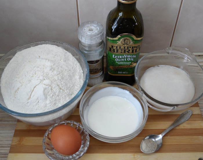 Дрожжевой пирог Соты