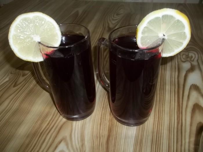 Имбирный напиток для похудения и от простуды