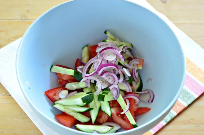салат самый вкусный рецепт с цветной капустой