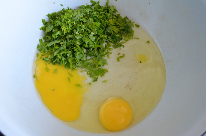 Котлеты из цветной капусты в духовке