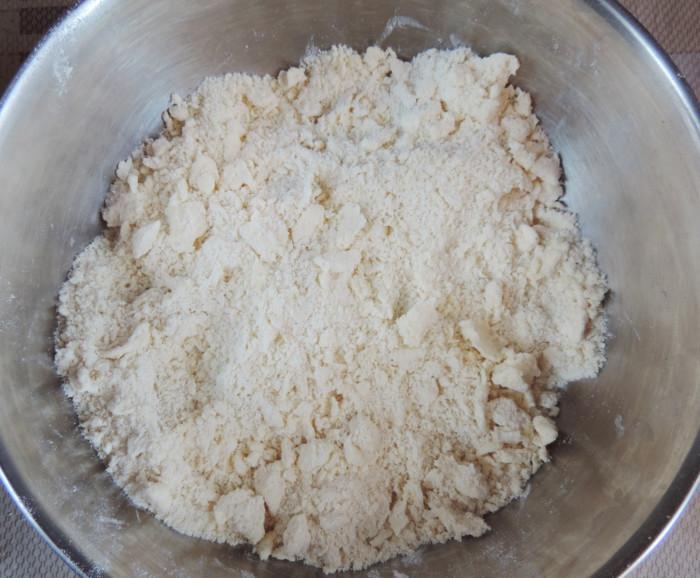 Простое песочное тесто