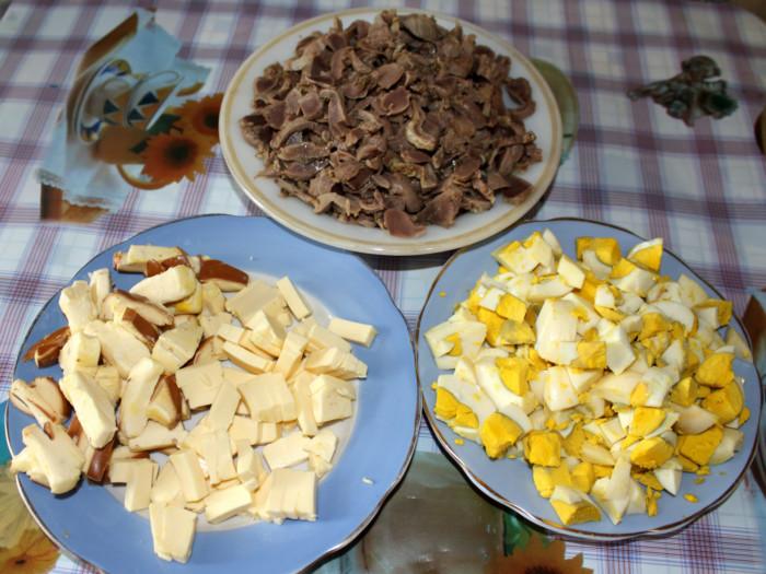 Appreciated салат с пупками Новогодний consecutive numbers