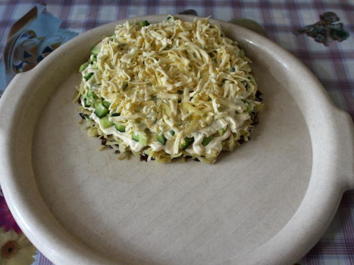 Салат из жареных шампиньонов рецепты с простые и вкусные 77