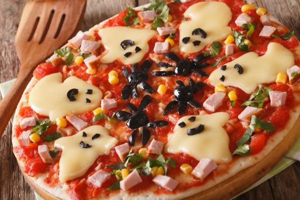 Страшное меню на Хэллоуин своими руками