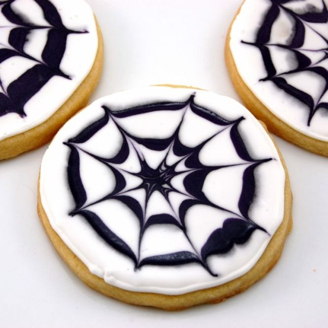 Печенье паутинка
