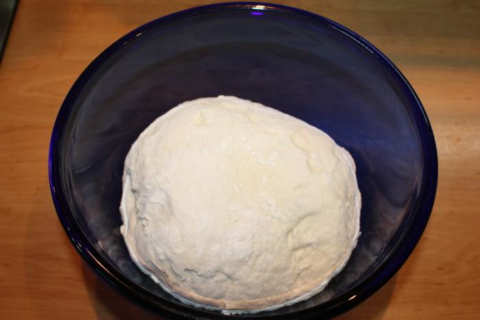 Cдобное тесто для булочек - выборгское