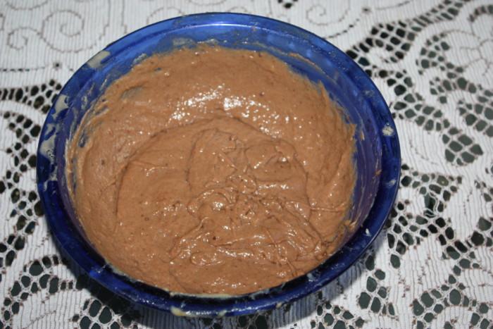 Домашний пирог Зебра по-итальянски