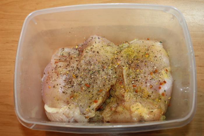 Вкусное куриное филе в кляре