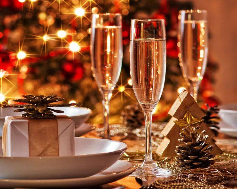 Новогодние напитки 2018 и новогодние коктейли в год Собаки