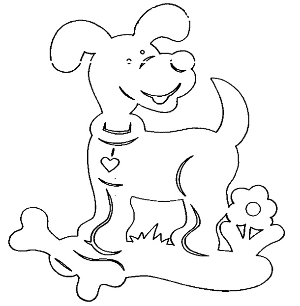 Символ 2018 года - Собака