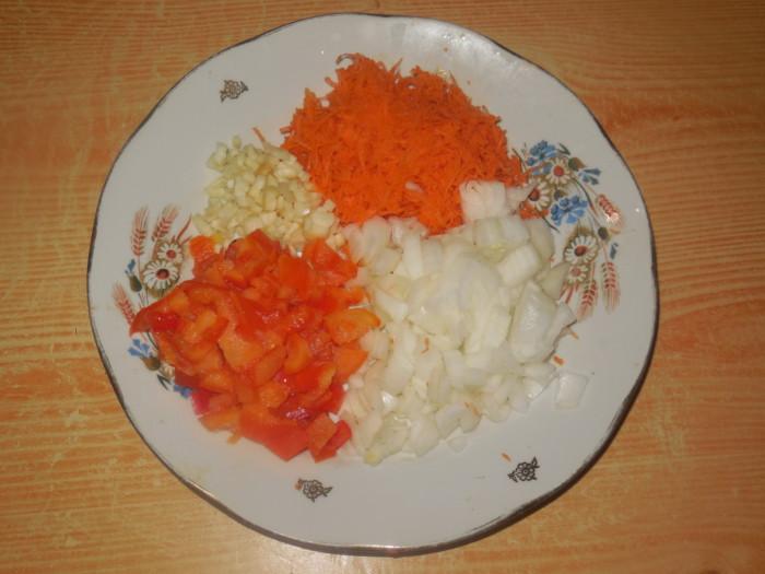 Вкусный капустняк со свежей капустой и пшеном